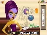 Игра Восточный макияж Дженифер Лонг  - играть бесплатно онлайн