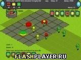 Игра Стратегия обороны – Цветные мины 2 - играть бесплатно онлайн