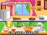 Игра Приготовьте сдобное печенье - играть бесплатно онлайн