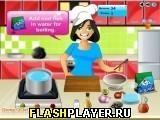 Игра Кулинарные страсти – Званый обед - играть бесплатно онлайн