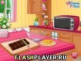 Игра Пристрастие к десерту – сердечки с малиновым кремом - играть бесплатно онлайн