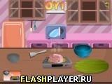 Игра Лёгкие рецепты – Сэндвичи с цыплёнком на барбекю - играть бесплатно онлайн