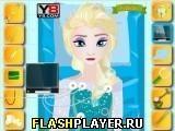 Игра Хирургия сердца Эльзы - играть бесплатно онлайн