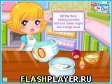 Игра Пристрастие к десерту – Блины - играть бесплатно онлайн