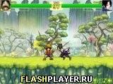 Игра Аниме бойцы – Саске - играть бесплатно онлайн