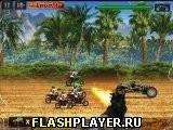 Игра Вооружённый побег из джунглей - играть бесплатно онлайн