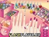 Игра Маникюр Кенди - играть бесплатно онлайн