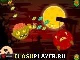 Игра Прыжок тыквенной головы - играть бесплатно онлайн