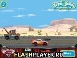 Игра Кубок скорости – Тачки - играть бесплатно онлайн