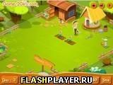 Игра Цветочная ферма - играть бесплатно онлайн