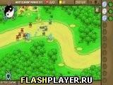Игра Элементный удар – Башня мираж - играть бесплатно онлайн