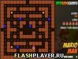 Игра Марио ман - играть бесплатно онлайн