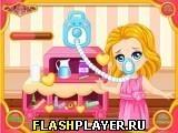 Игра Детская весенняя аллергия - играть бесплатно онлайн