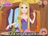 Игра Свадебные косы Рапунцель - играть бесплатно онлайн
