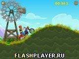 Игра Гонка на ферме - играть бесплатно онлайн