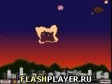 Игра Бомбардировщик метеоритов - играть бесплатно онлайн