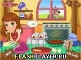 Игра Приключения Красной Шапочки - играть бесплатно онлайн