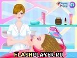 Игра Спа доктор волос - играть бесплатно онлайн