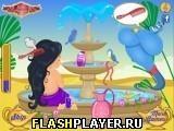 Игра Маленькая Жасмин в спа - играть бесплатно онлайн