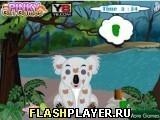 Игра Забота о маленькой коале - играть бесплатно онлайн