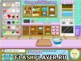 Игра Кремовый торт с персиками - играть бесплатно онлайн