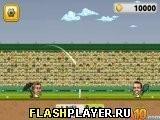Игра Кукольный теннис - играть бесплатно онлайн