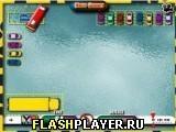 Игра Парковка автобуса на льду - играть бесплатно онлайн
