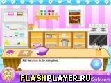 Игра Кухня Кайри – крабовые тортики - играть бесплатно онлайн