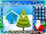 Игра Дерево Санты - играть бесплатно онлайн