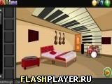 Игра Побег из музыкального дома - играть бесплатно онлайн