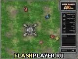 Игра Защитный танк - играть бесплатно онлайн