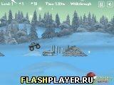 Игра Экстремальное зимнее ралли 4х4 - играть бесплатно онлайн