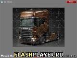 Игра Скания V8 - играть бесплатно онлайн