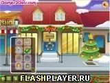 Игра Рождественский магазин - играть бесплатно онлайн