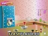 Игра Пряный персиковый салат - играть бесплатно онлайн