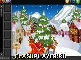 Игра Найдите шапку Санты - играть бесплатно онлайн