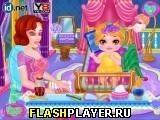Игра Вылечите ребёнка от гриппа - играть бесплатно онлайн
