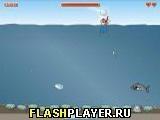 Игра Ныряющий Бобер - играть бесплатно онлайн