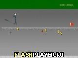 Игра Бедный бегун - играть бесплатно онлайн