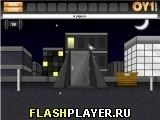 Игра Торопитесь и сбегите с крыши - играть бесплатно онлайн