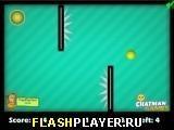 Игра Мяч и гравитация - играть бесплатно онлайн
