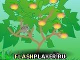 Игра Ежик и яблоки - играть бесплатно онлайн
