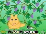 Игра Ежик и виноград - играть бесплатно онлайн