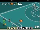 Игра Жуткий баскетбол - играть бесплатно онлайн