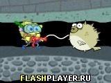 Игра Губка Боб: Морской монстр - играть бесплатно онлайн