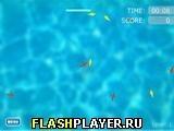 Игра Рыба ест рыбу - играть бесплатно онлайн