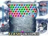 Игра Йети-пузыри - играть бесплатно онлайн