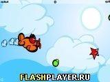 Игра Беличья семья в аэроплане - играть бесплатно онлайн