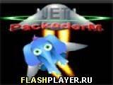 Игра Реактивный Ранец - играть бесплатно онлайн