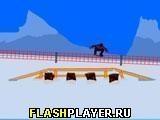 Игра Снегоскейтер - играть бесплатно онлайн